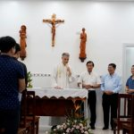 House blessing of Vinh Phu Community
