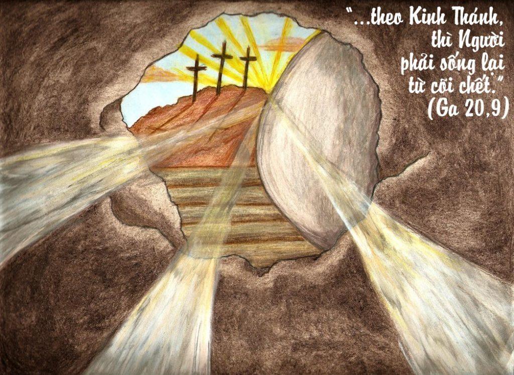 CN.PS.C: Từ Tử nạn đến Phục sinh…