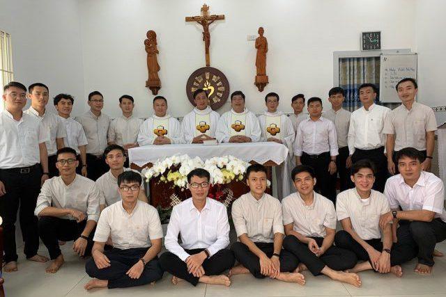 Mừng Lễ Bổn Mạng Cộng đoàn Thánh Giuse (19/03)