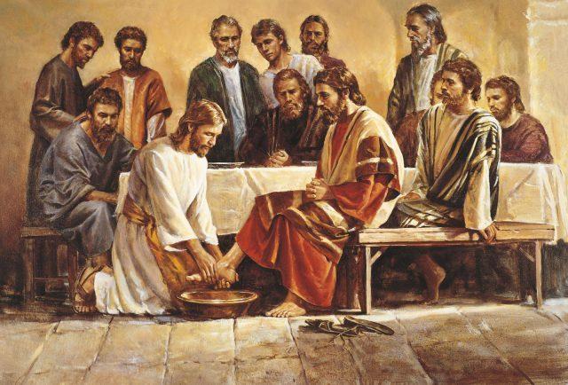 Thứ Năm Tuần Thánh