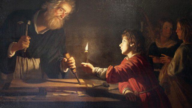 Lễ thánh GIUSE THỢ, bổn mạng giới lao động.