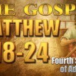 CN.IV.MV.A Emmanuel, Thiên Chúa ở giữa chúng ta